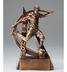 "6 1/2"" Ultra Action Series Soccer Resin"