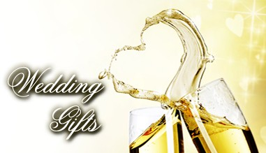 A Wide Selection of Personalized Wedding Gifts